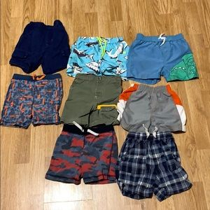 Other - 5 18-24 month shorts, 3 swim trunks